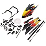 Rc Helicopter Accessories Bag Spare Parts for WLtoys V913 4CH 2.4GHz