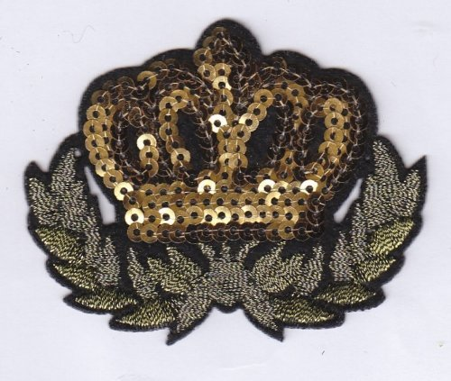 royal-crown-crest-iron-on-sew-on-embroidered-badge-applique-motif-patch-by-patchwow