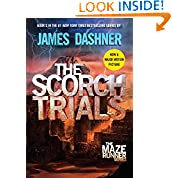 James Dashner (Author)   1529 days in the top 100  (3323)  Download:   $2.99