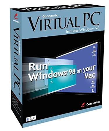 Virtual PC 4.0 with Windows 98