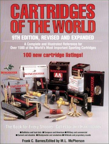 Cartridges of the World (Cartridges of the World, 9th ed)