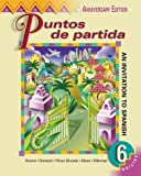img - for Puntos de partida (Student Edition + Listening Comprehension Audio CD) book / textbook / text book