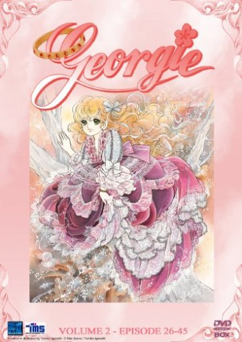 Georgie - Vol. 2 Episoden 26-45 4 DVDs