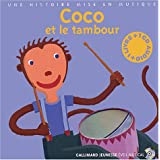 Coco et le tambour (1CD audio)