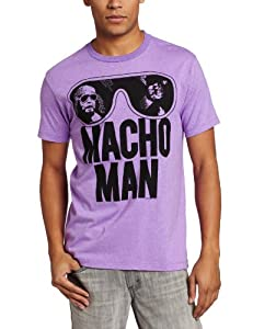 American Classics Men's Macho Man Ooold School T-Shirt