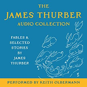 The James Thurber Audio Collection Audiobook