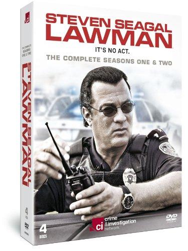 Steven Seagal: Lawman - Seasons 1 and 2 [DVD]