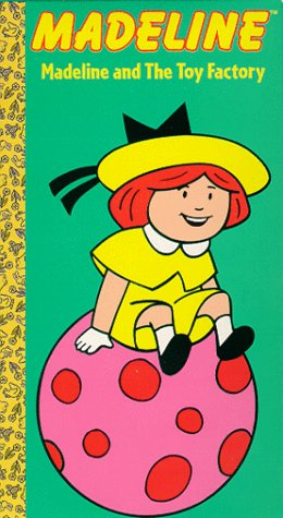 Madeline and the Toy Factory [VHS]