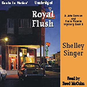 Royal Flush: Jake Samson and Rosie Vicente Series, Book 6 | [Shelley Singer]