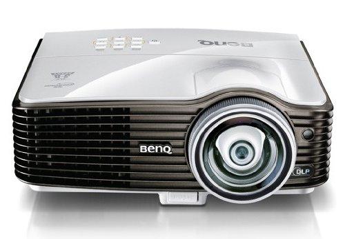 BenQ MX810ST DLP XGA Projector (2500ALu,4600:1 Contrast,3.4kg)