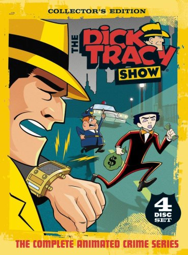 Cover art for  DICK TRACY- COMPLETE SET (LIMITED EDITION)