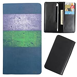 DooDa - For Nokia Lumia 521 PU Leather Designer Fashionable Fancy Case Cover Pouch With Card & Cash Slots & Smooth Inner Velvet