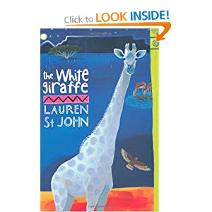 The White Giraffe Lauren St. John
