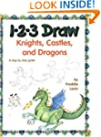 1-2-3 Draw Knights, Castles and Dragons