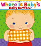Where Is Baby's Belly Button (Karen K...