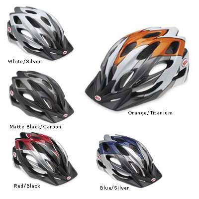 Buy Low Price Bell Slant Cycling Helmet (B000BRSXS8)