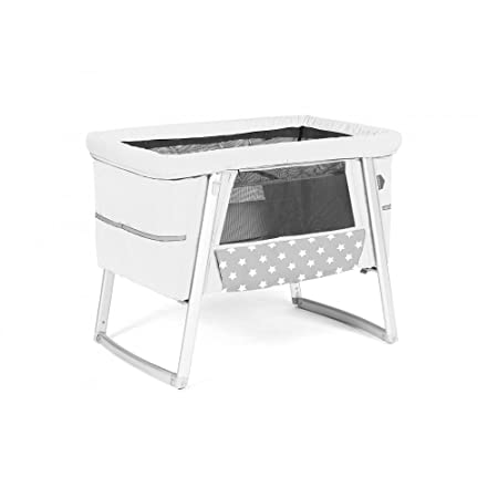 Baby Home Lettino Air White