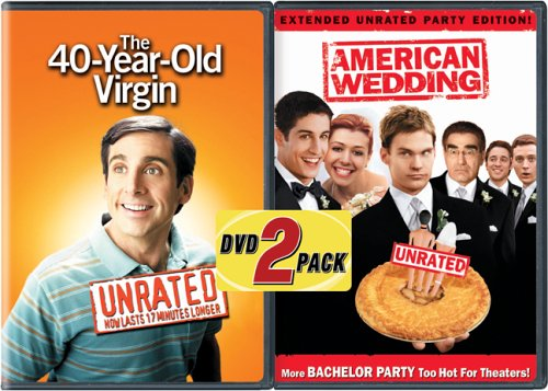 Cover art for  40 YEAR OLD VIRGIN (UNRATED)/AMERICAN