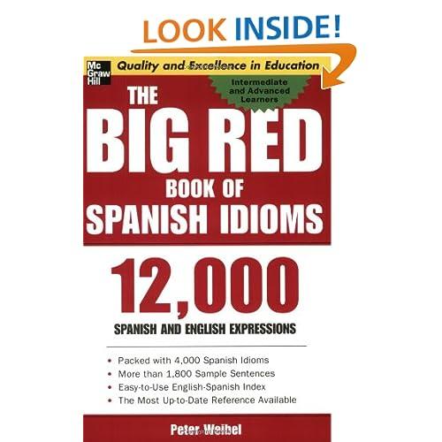 funny idioms spanish