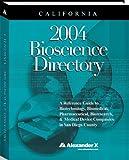 California 2004 Bioscience Directory