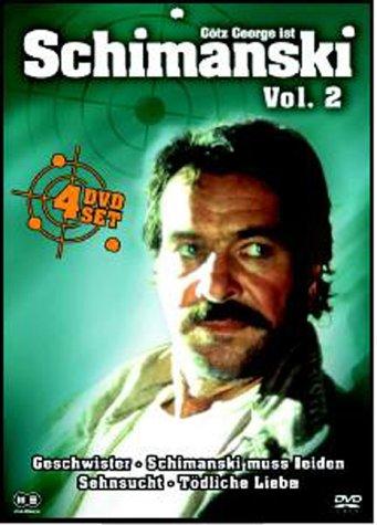 Schimanski Vol. 2 [4 DVDs]