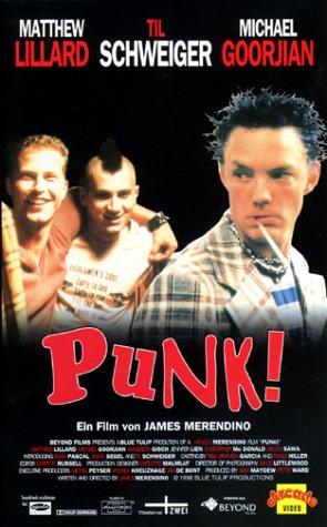 Punk! [VHS]