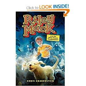 Riley Mack and the Other Known Troublemakers Chris Grabenstein