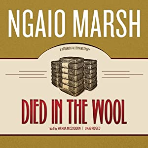 Died in the Wool | [Ngaio Marsh]