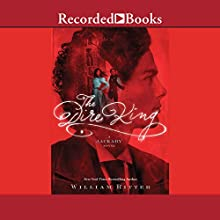 The Dire King: A Jackaby Novel Audiobook by William Ritter Narrated by Nicola Barber