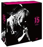 15初回限定スペサルBOX仕様初回限定封入特典パスステッカー2枚付 DVD