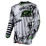 O'Neal Element Racewear Downhill Jersey Gentlemen yellow/black Size