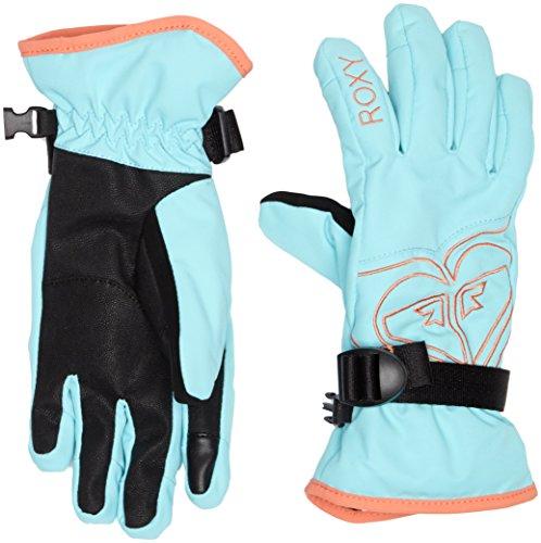 Roxy Guanti Popi Gir, Bambina, Gloves POPI GIR, blu, M