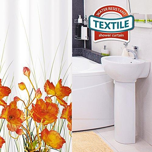 Tatkraft tenda doccia in tessuto materiale impermeabile - Tende per doccia in tessuto ...