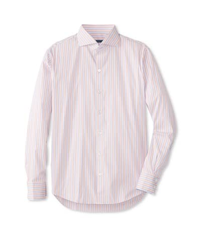 Zachary Prell Men's Spencer Striped Long Sleeve Shirt