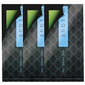 Masque Watermelon Sexual Flavors Singles Wallet - Total of 3 Strips