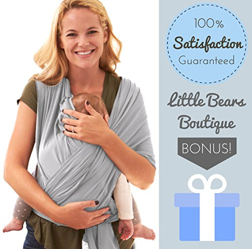 flash-sale-premium-baby-sling-carrier-i-soft-and-cuddly-cotton-wrap-for-babies-and-parents-i-ergonom