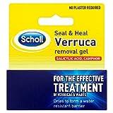 Scholl Seal & Heal Verruca Remover Gel 10ml