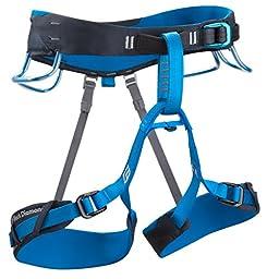 Black Diamond Aspect Climbing Harness - Deep Blue X-Large