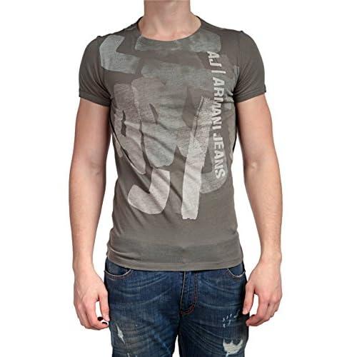 AJ - Giorgio Armani Jeans T-Shirt , Color: Olive