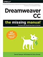 Dreamweaver CC: The Missing Manual, 2nd Edition Front Cover