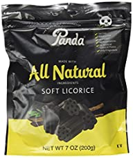 Panda All Natural Soft Licorice, 7 Oz.