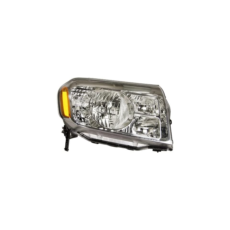 OE Replacement Nissan/Datsun Murano Passenger Side Taillight Assembly (Partslink Number NI2801184)