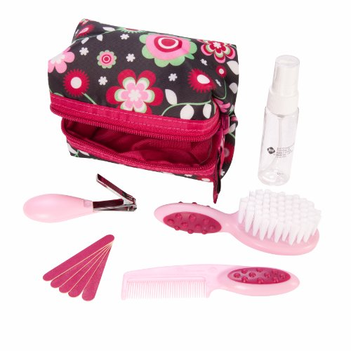 Safety 1st Baby's 1st Grooming Kit, Raspberry - 1