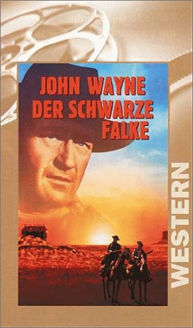 Der Schwarze Falke [VHS]