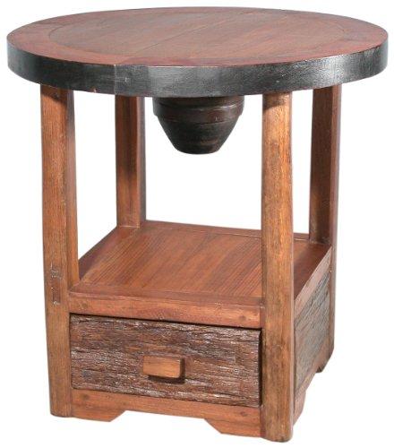 Cheap Groovystuff Desperado End Table (B0041GMB38)