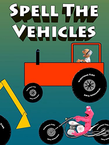 Spell The Vehicles on Amazon Prime Video UK