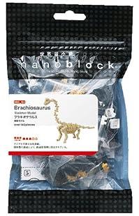 nanoblock ブラキオサウルス (骨格モデル) NBC_114