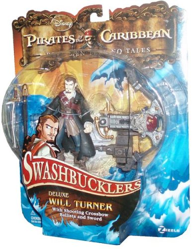 Pirates of Caribbean Anim Deluxe Will - 1