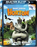 echange, troc Horton - Combo Blu-ray + DVD [Blu-ray]