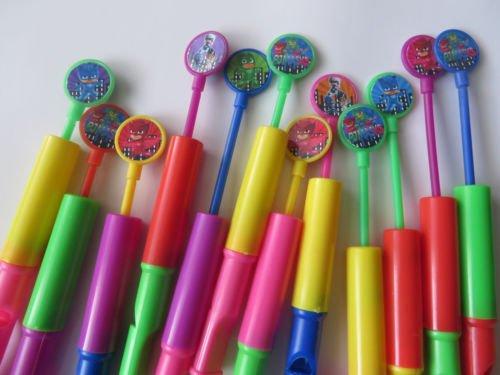 PJ Masks MINI Slide Whistles -12ct - birthday party favor, treat bag, pinata